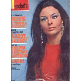 Manchete 1967.lacerda.james Bond.ipanema.bacardi.rosemery