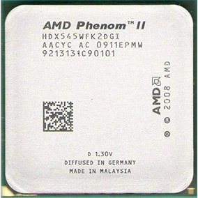 Amd Phenom Ii X2 Dual B55 3.0 Ghz Oem Perfeito