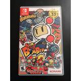 Super Bomberman R Switch Play Magic