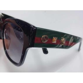 Aste De Oculos Gucci - Óculos no Mercado Livre Brasil 1bf6bd3257