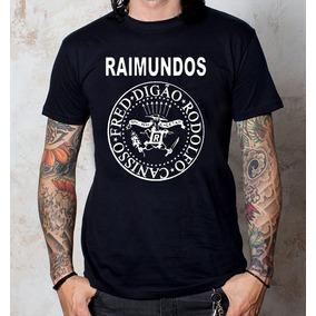 Camiseta Raimundos Logo Rock Nacional - Camisetas no Mercado Livre ... f34476b3ab7