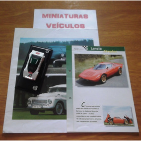 Miniatura - Auto Collection - Nº09 - Lancia Stratos 1975