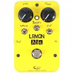 Pedal Booster Lemon Aid J Rockett R$1200,00 À Vista!!!!