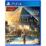 Assassins Creed Origins + Dlc Misión Extra / Ps4