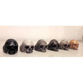 Anillo Craneo , Skull Resina