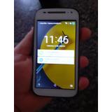 Smartphone Moto E2 8gb Funcionando Mas Com Detalhe