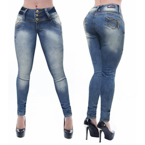 Calça Jeans Cheris Feminina Levanta Bumbum Mega Promoção