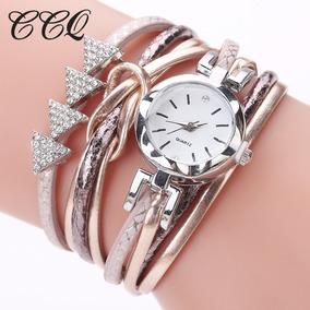 d55579eeb7b Ccq Relogio Feminino - Relógios De Pulso no Mercado Livre Brasil