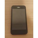 Celular Smartphone Android Lg Optimus Black P970