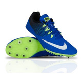 Spikes Atletismo Rival S Velocidad, Tallas 24 Cm Nike
