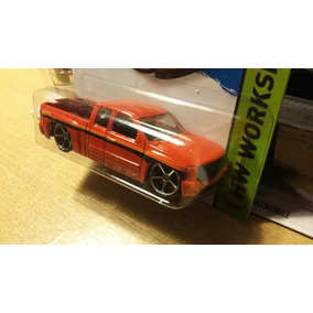 Hoy Wheels Workshop Chevy Silverado Mattel