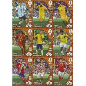 Série Completa Com 40 Cards Fans