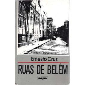Livro Ruas De Belém