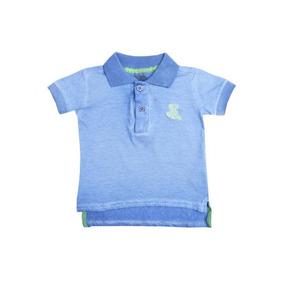 67afa662c9 Camisa Polo Azul Tigor T.tigre 10204185
