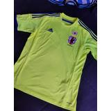 d92c73c12b Camisa Seleção Japão 2014 2015 Away Original adidas Importad