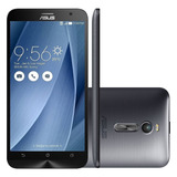 Smartphone Asus Zenfone 2 32gb 4gb 2.3ghz Ze551ml Vitrine