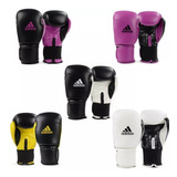 Luva Boxe Muay Thai adidas Power 100 Colors - Varias Cores
