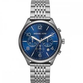 897ae55b952a8 Relógio Michael Kors Prata Modelo Mk 5325 Frete Grátis Pac ...
