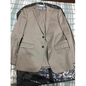 Terno Calvin Klein Blazer Número 50 Calça 42 Novo