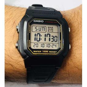 e21078372c1 Relogio Casio Iluminador Gold - Relógios De Pulso no Mercado Livre ...