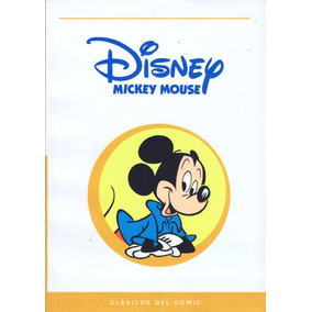 Mickey Mouse Clásicos Del Comic