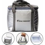 Bolsa Térmica 10 Litros Bag Freezer P/ Cerveja Lanche Praia