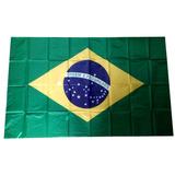 Bandeira Brasil Kit C/ 8 - 1,40 X 0,90 Cm Barato Atacado