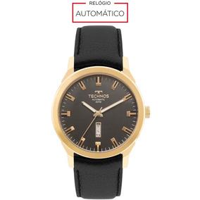 1667e606b7d Relógio Technos Automático Esqueleto Mw6808a 2p - Relógio Technos ...