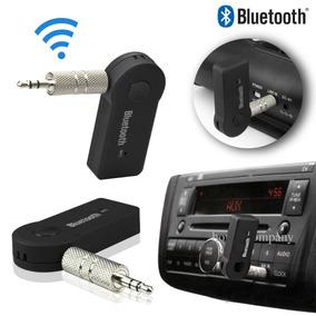 Receptor Bluetooth Usb Para P2 Entrada Auxiliar Som De Carro
