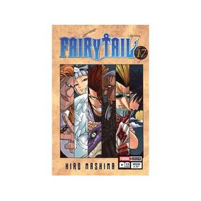 Todobloques Panini Manga Fairy Tail N.17