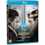 Blu-ray Rei Arthur: A Lenda Da Espada
