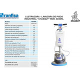 Lustradora Industrial De Pisos 20 Marca Full Force
