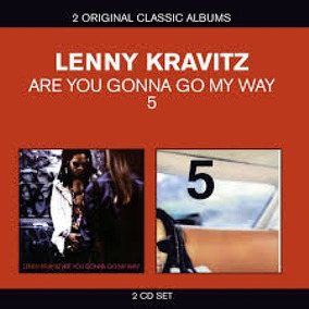 Cd Duplo Lenny Gravitz Are You Gonna Go My Way 5
