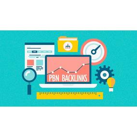 Comprar 10 Pbn Backlinks Permamente Seo Alto Page Rank