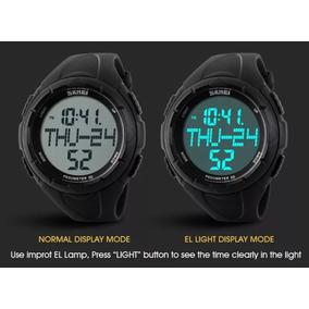 Skmei 1122 Relógio De Pulso-led Esportivo Para Homens