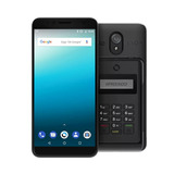 Lio+ Smartphone Quantum+máquina Cartão Cielo 4g 16gb+2gb Nf