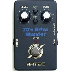 Pedal Artec 70s Drive Blender Se-7db