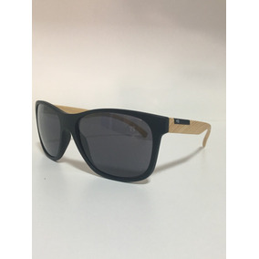 Óculos De Sol Hb Underground Matte Black wood Original(nf) 794a8b3cc07f
