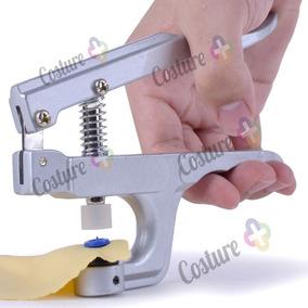 Alicate Pressão Pregar Botão Botões 10 12 15 Ritas Plástico
