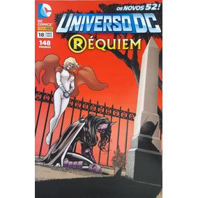 Hq Universo Dc Novos 52 N° 18