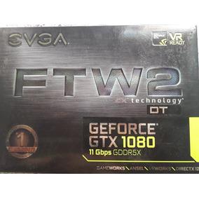 Gtx 1080 11gbps Ftw2 Evga