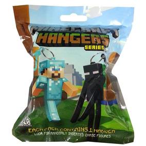 Chaveiro Minecraft Hangers Serie 2 Edimagic Editora Ltd