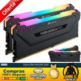 Corsair Rgb Pro 8gbx2 16gb 2666mhz Tarjeta Ram En Stock