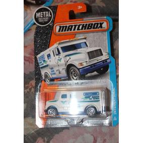 Machbox 1/64 Camion International Caja De Carton Power Grabs