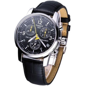 92d3fc8cbf8 Relogio Tissot Preto Aço - Relógios no Mercado Livre Brasil