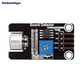 Sensor De Áudio - Marca Robotdyn - Arduino
