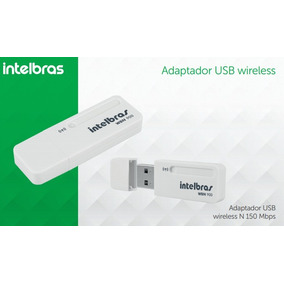 Adaptador Usb Wireless N 150 Mbps