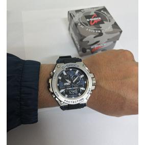b106d857f062 Reloj Casio G Shock Plateado - Reloj de Pulsera en Mercado Libre México