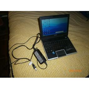 Mini Lapto Toshiba Nb100 Con Detalles Teclado