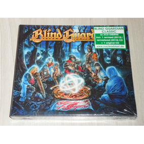 Box Blind Guardian - Somewhere Far Beyond (digi Deluxe Duplo